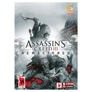 بازی Assassin's Creed III Remastered مخصوص PC نشر گردو